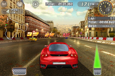 Ferrari GT Evolution: Lite Version Screenshot