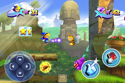 Castle Of Magic Screenshot