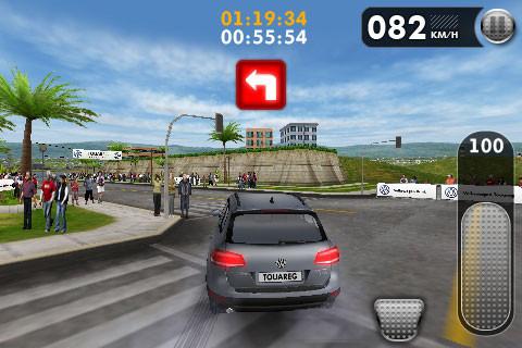 Volkswagen Touareg Challenge Screenshot