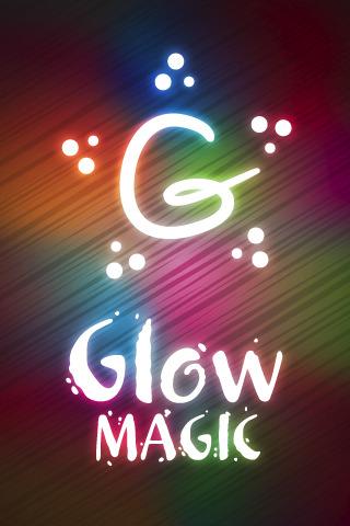 Glow Draw Magic FREE Screenshot 1