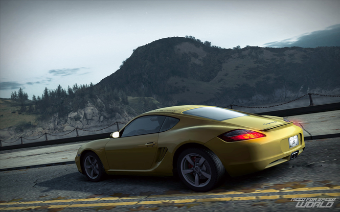 Need for Speed World Screenshot