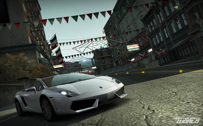 Need for Speed World Screenshot 2