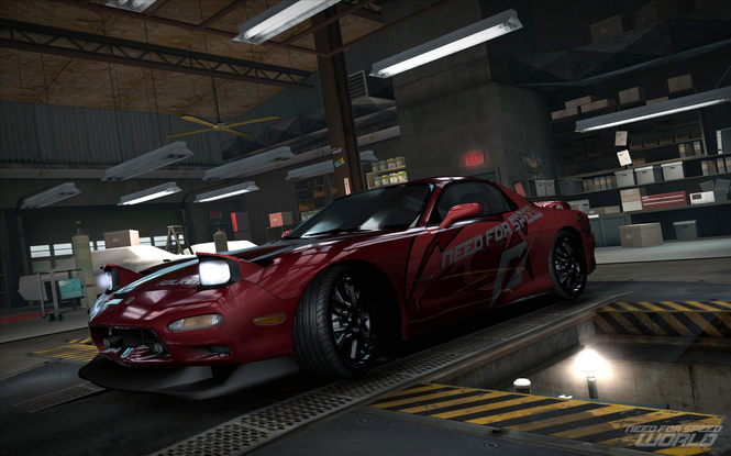 Need for Speed World Screenshot 4