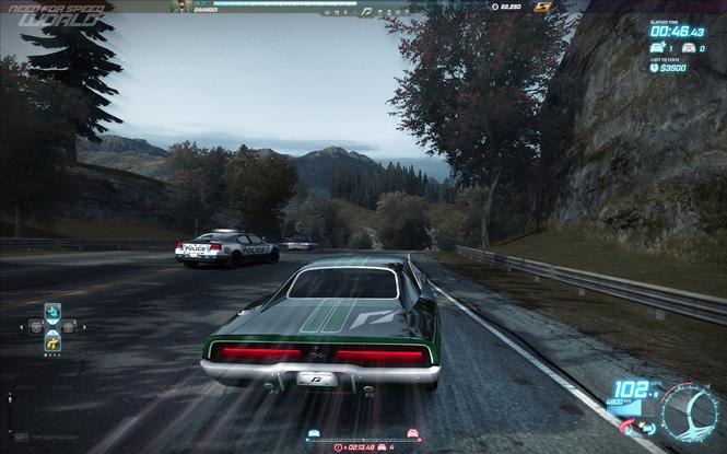 Need for Speed World Screenshot 7