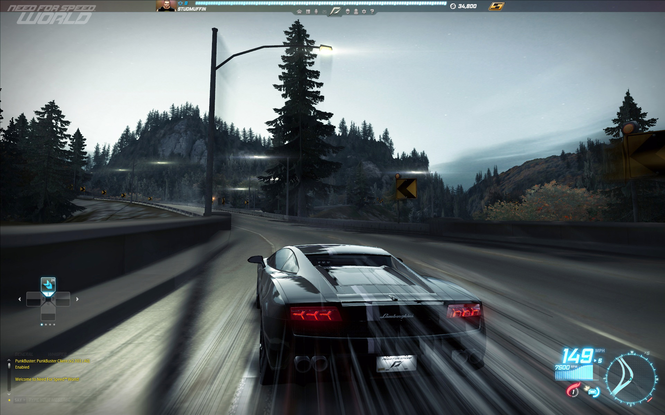 Need for Speed World Screenshot 8