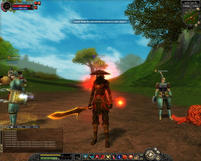 Silkroad Online Screenshot 1