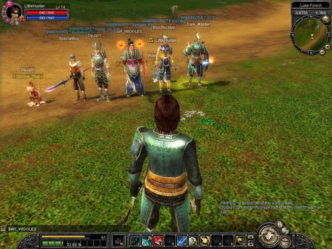 Silkroad Online Screenshot 4