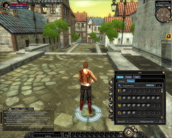Silkroad Online Screenshot 3