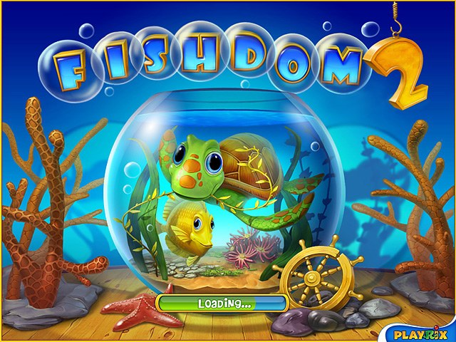 Fishdom 2 Premium Edition Mac by Playrix Screenshot
