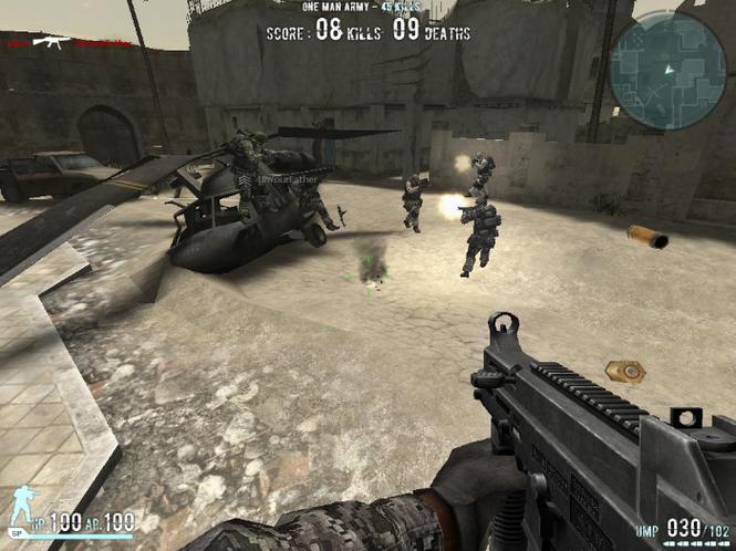 Combat Arms Screenshot 4