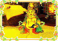 Yellow Shambala or Yellow Kubera Screenshot