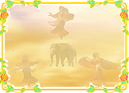 Rumi Whirling Dervish with Baby Ganesha Screenshot