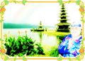 Visit Bali Island of God 1