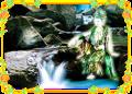 Avalokitesvara at Waterfall 1