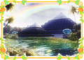 Pyramid Egypt, Future Meditation Centre 1
