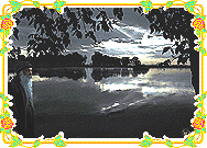 Osho Rajneesh enjoying river view Screenshot