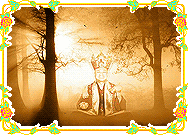 GM Lu Sheng Yen meditating at forest Screenshot