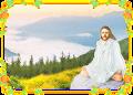 Jesus at Himalayas 1