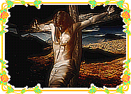 Jesus Christ being crucify Screenshot