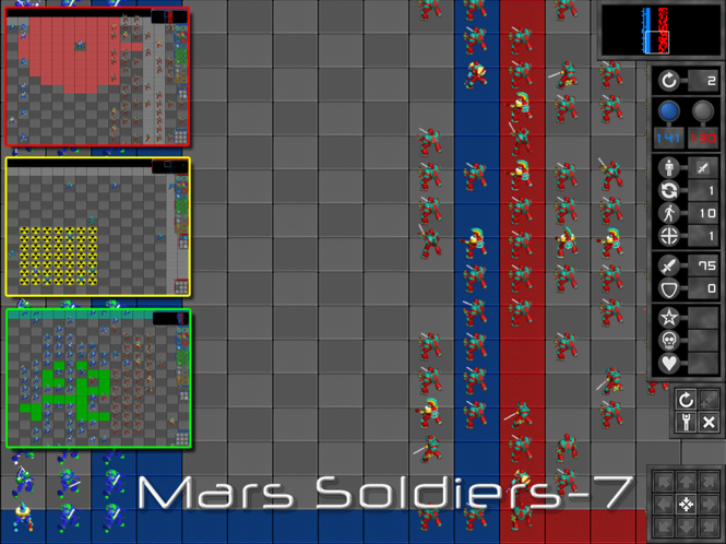 Mars Soldiers-7 Screenshot