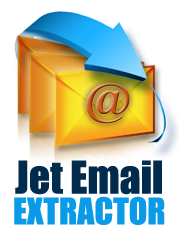 Jet Email Extractor Screenshot