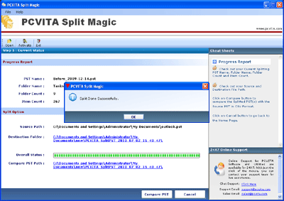 PCVITA Split Magic Screenshot