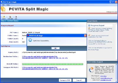 PCVITA Split Magic Screenshot 1