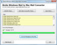Transfer Windows Live Mail to Mac Mail 1