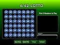 Lotto 6/42 1