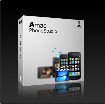 Amac PhoneStudio Screenshot 2