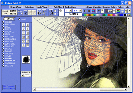 Picture Paint CS5 Screenshot