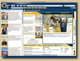 Georgia Tech Firefox Browser Theme 1