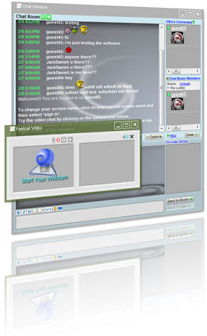 FCChat Screenshot 1