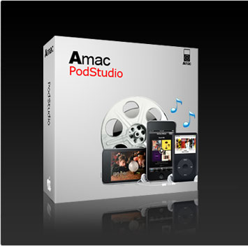 Amac PodStudio Screenshot 3