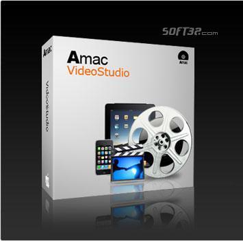 Amac VideoStudio Screenshot 3