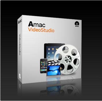 Amac VideoStudio Screenshot 2