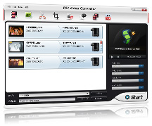 BlazeVideo PSP Video Converter Screenshot