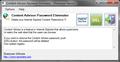 Content Advisor Password Eliminator 1