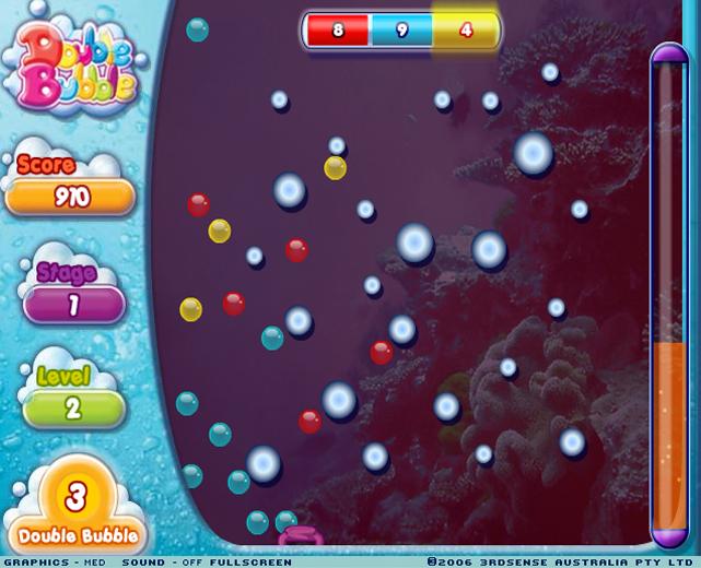 Double Bubble Screenshot 1
