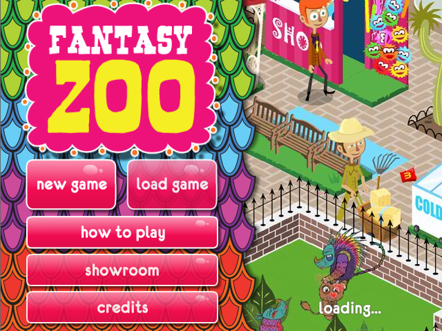 Fantasy Zoo Screenshot 1