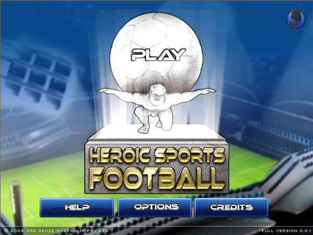 Heroic Sports Football Screenshot