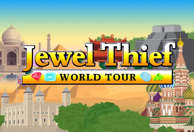 Jewel Thief: World Tour Screenshot