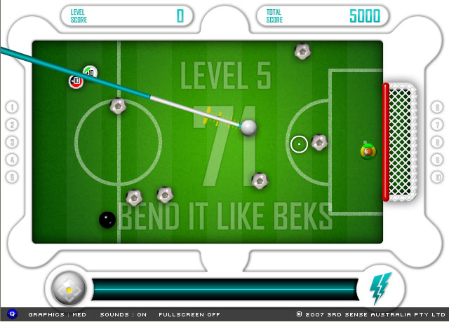 Lightning Pool 2 Screenshot