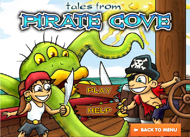Pirate Cove Screenshot