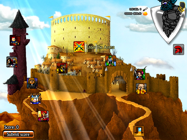 Swords and Sandals 3: Multiplae Ultratus Screenshot 1