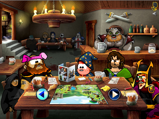 Swords and Sandals 4: Tavern Quests Screenshot 1