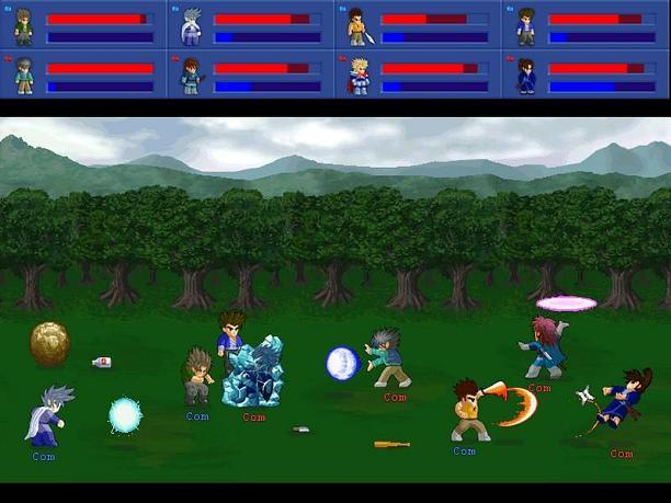 Little Fighter 2 Screenshot 1