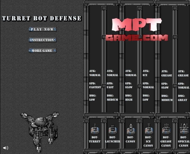 Bot Defense Screenshot