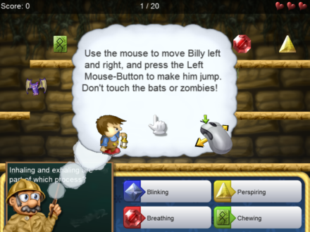 HomeSchool Academy - KS2 Science Skills Screenshot 1