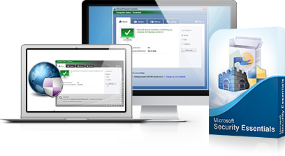Microsoft Security Essentials Screenshot 3